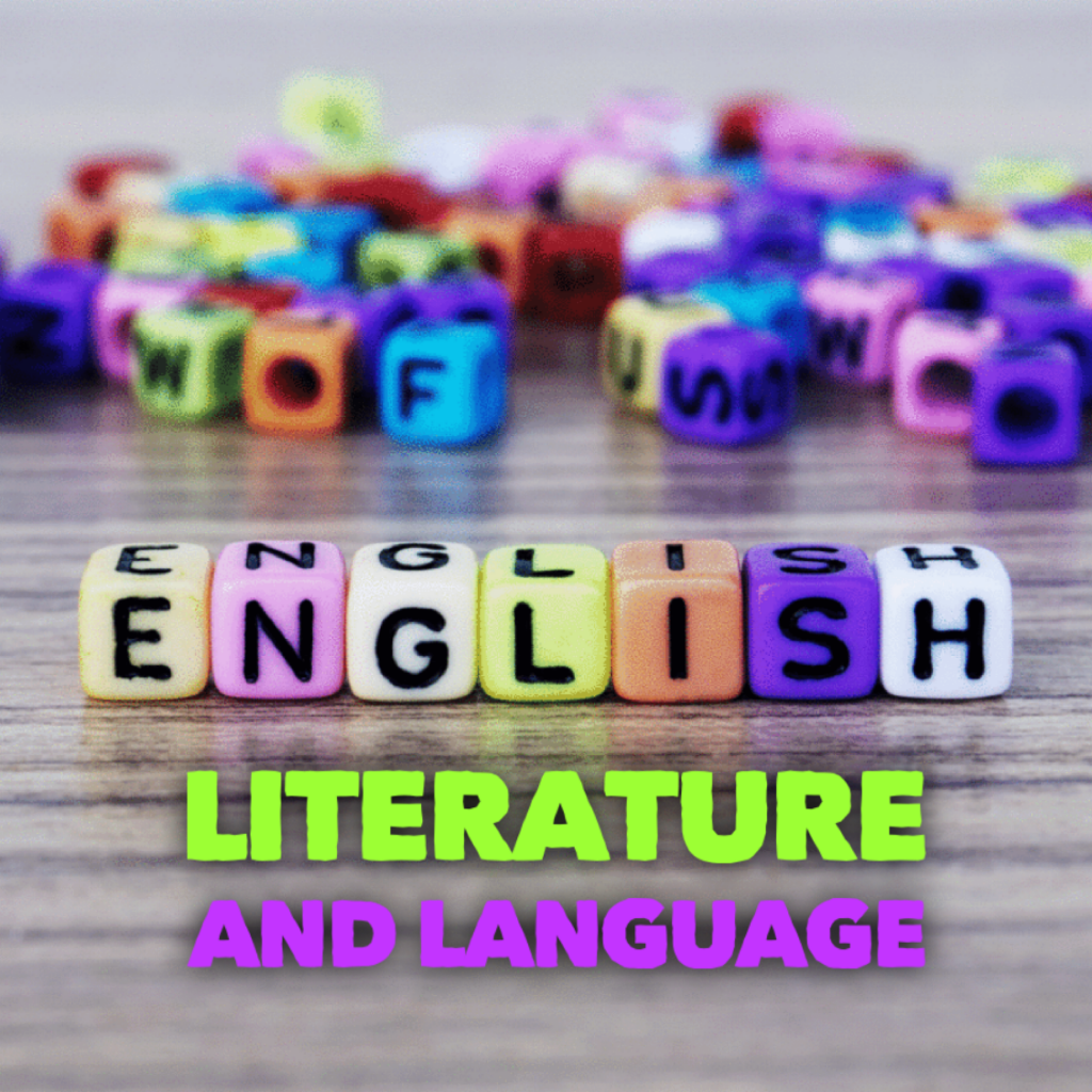 literature and language